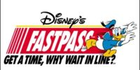 List of attractions equipped with Disney's Fastpass