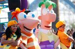 PhineasFerb disneyparks
