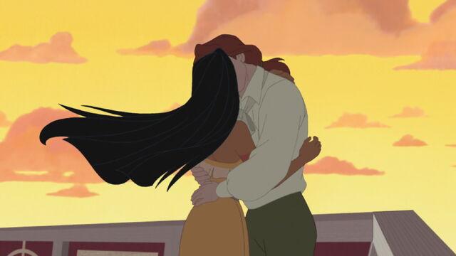 File:Pocahontas & John Rolfe's kiss.jpg
