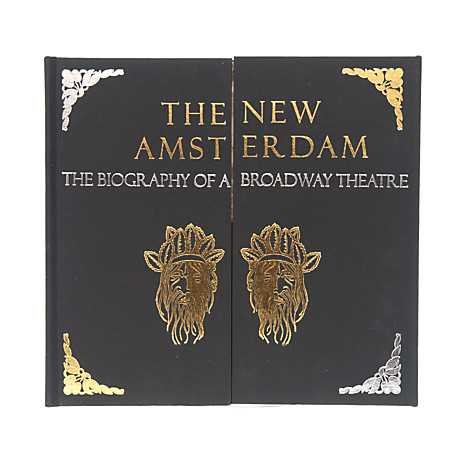File:The New Amsterdam The Biography of a Broadway Theatre Book.jpg