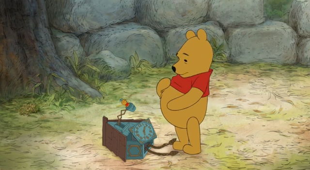 File:Winnie the Pooh Oh Bother my tummy's feeling a little 11 o clockish.png