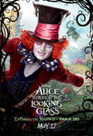 Alice Through the Looking Glass - Hatter