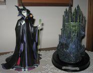 Maleficent Sculpture 3