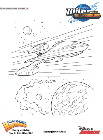 File:Miles from Tomorrowland colouring pages 2.png
