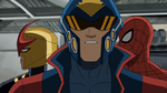 Star-Lord Nova Spider-Man USWW