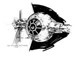 TIE Fighter Concept 1