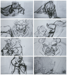 Beast-Pencil-Tests
