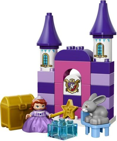 File:DUPLO Sofia the First Royal Castle.JPG