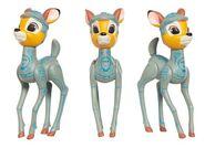 CLOT x MINDstyle Tron Bambi