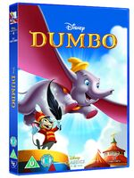 Dumbo UK DVD 2014