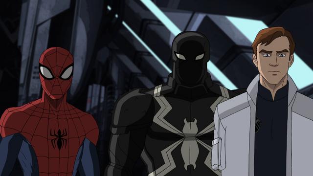 File:Spider-Man Agent Venom Doctor Conners USMWW.png