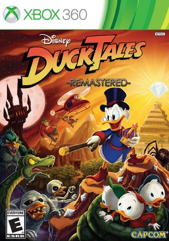 File:DuckTales Remastered for Xbox 360.jpg