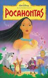 Pocahontas MasterpieceCollection VHS
