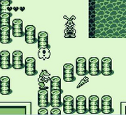 Who Framed Roger Rabbit Game Boy Gameplay
