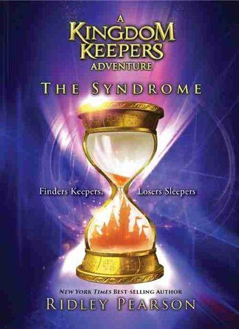 File:A Kingdom Keepers Novel- The Syndrome.jpg