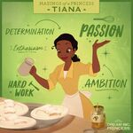 Making A Princess - Tiana