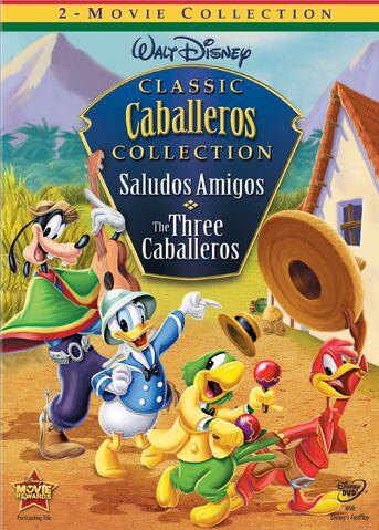 File:SaludosAmigosandTheThreeCabelleros 2MovieCollection DVD.jpg