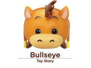Bullseye Tsum Tsum Vinyl Figure