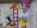 Dave The Barbarian - Not a Monkey! - Lincoln Hat
