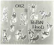 Disney's Robin Hood 1971