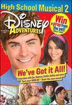 Disney adventures september 2007