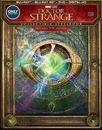 Doctor Strange 3DBB Exclusive Steelbook