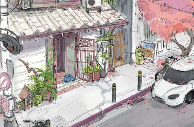 File:Lucky Cat cafe concept.png