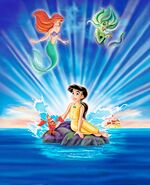 The Little Mermaid 2 - Return to the Sea Promtional Image (1)