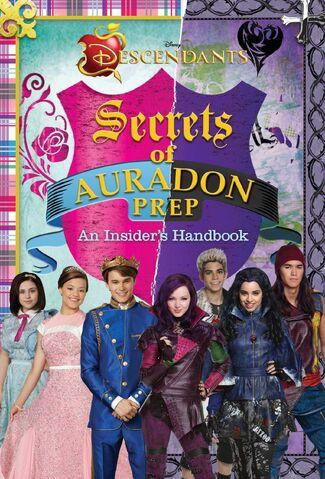 File:Descendants Secrets of Auradon Prep Cover.jpg