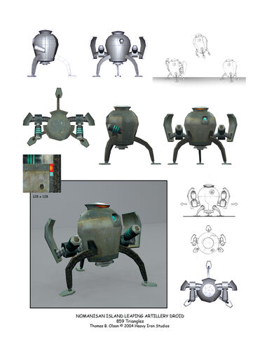 File:Incredibles Game Concept - Leaping Artillery Droid.jpg