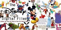 The Disney Digital Files (TDDF)