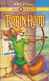 RobinHood GoldCollection VHS