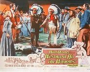 Westward Ho, the Wagons Poster 3