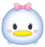 Daisy Duck Tsum Tsum Game