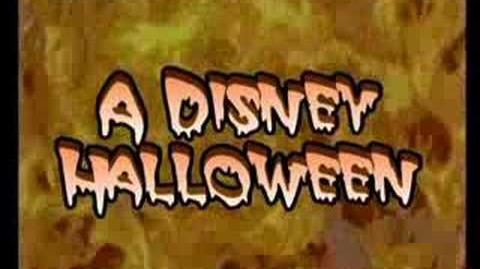 Disney Halloween Opening (Edited)