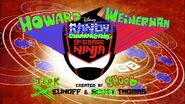 Ninja Supremacy - Altered intro version
