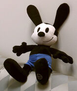 Oswald the Lucky Rabbit Plush Toy