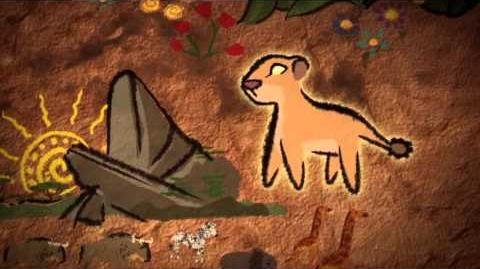 The Lion King Family Tree The Lion Guard Return of the Roar Disney Channel