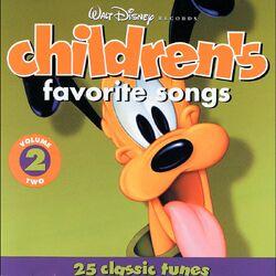 Children's favorite songs volume 2