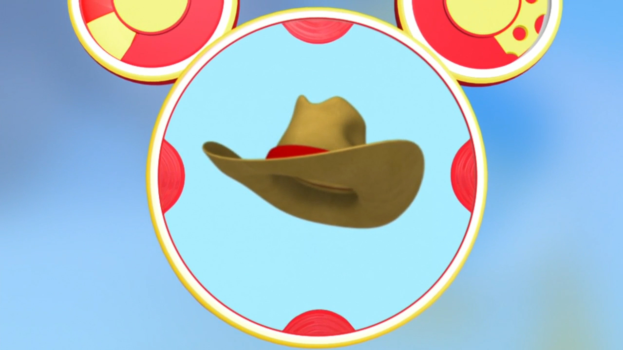 Image cowboy hat disney wiki fandom for Art and craft shows in ohio