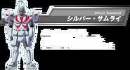 Silver Samurai MDWTA Chart