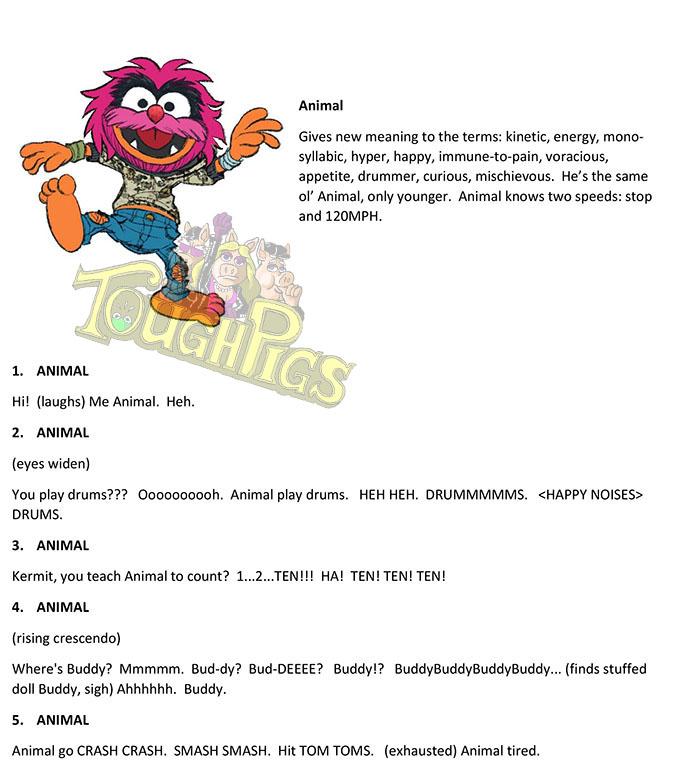 Image - Toughpigs-muppet-babies-animal.jpg | Disney Wiki ...