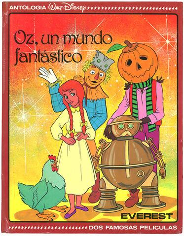 File:Oz, un mundo fantastico book cover.jpg