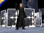 The Gambler of Fate Luxord 01 KHII