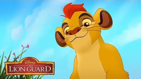 Meet the New Descendant Kion The Lion Guard Return of the Roar Disney Channel