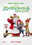 Zootopia Christmas Poster