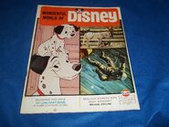 1969 Wonderful world of disney gulf issue