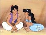 Aladdin & Jasmine - Power to the Parrot