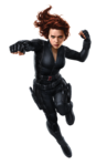 Black Widow Render TWS