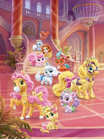 File:Pets in the castle.jpg
